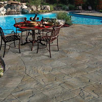 Affordable Concrete Pavers Company Installation Professional - Concrete octagon patio pavers
